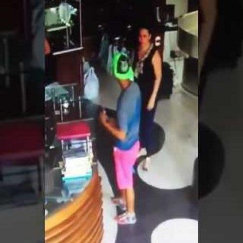 Homem rouba loja no Centro de Picos