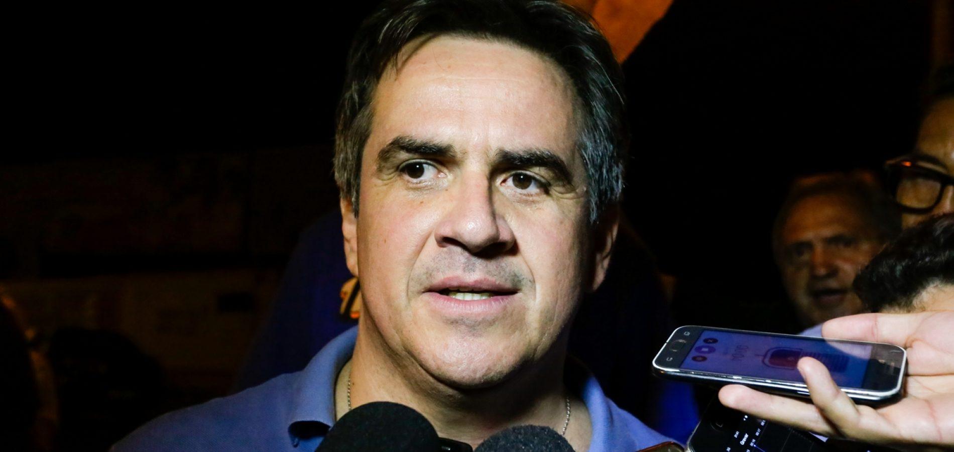 Ciro Nogueira vai trabalhar para regulamentar a vaquejada