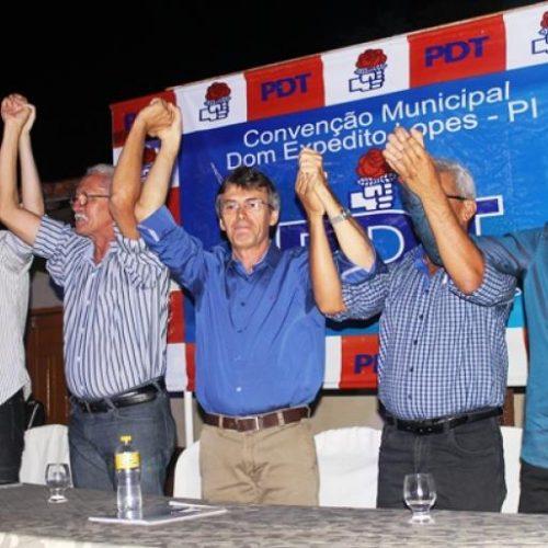 Com diferença de 2 votos, Valmir Barbosa é eleito em Dom Expedito Lopes