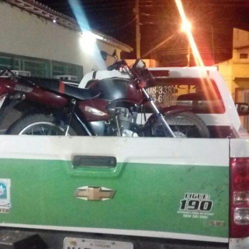 Motociclista sofre acidente ao caçar pokémon na PI-459 em Paulistana