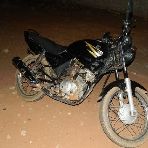 Duas motocicletas são furtadas nesse final de semana em Picos