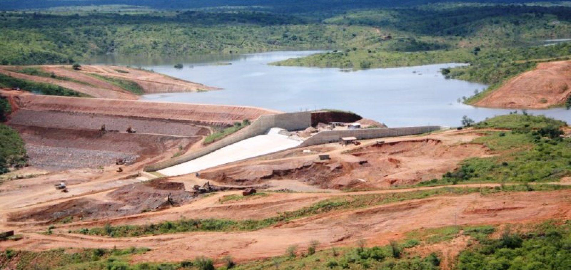 Baixo volume de água na Barragem Piaus causa preocupação