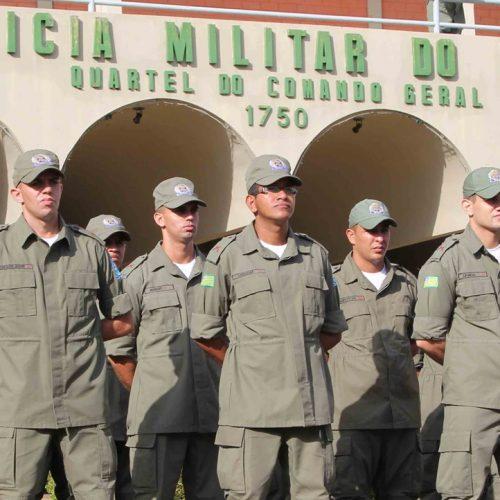 Policiais Militares cobram reajuste de salário ao Governo
