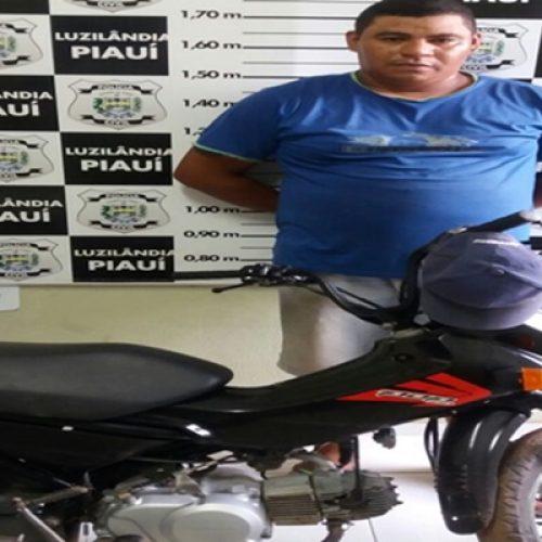 Polícia prende quadrilha especializada em roubo de motos