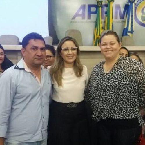 SME de Alegrete participa de Seminário da Undime e Seduc em Teresina