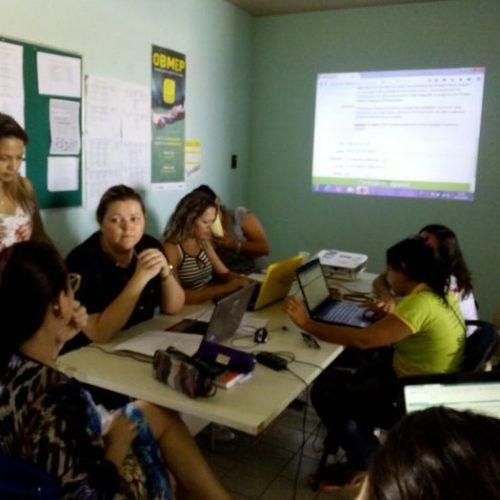 ALEGRETE   Secretária de Educação  realiza reunião sobre o Mais Educação