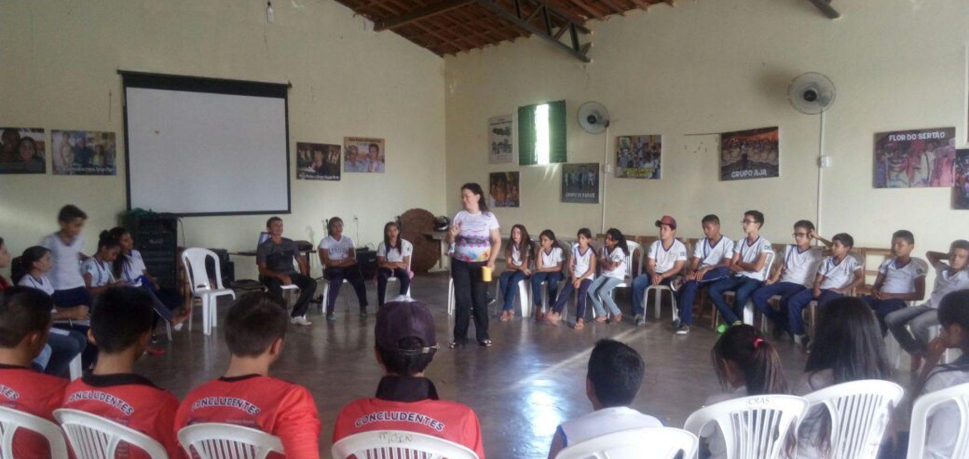 Secretaria de Cultura retoma oficina de Teatro em Vila Nova