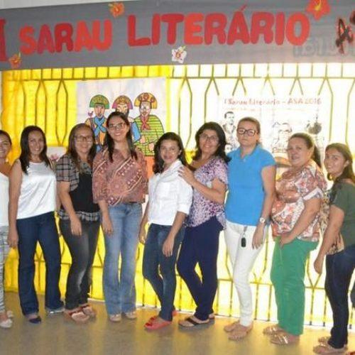 ALEGRETE | Colégio Estadual ASA realiza I Sarau Literário