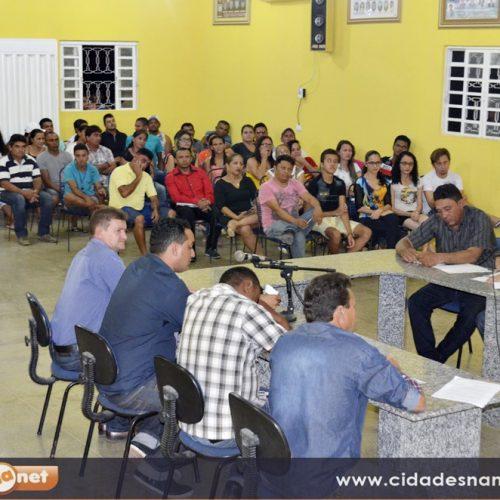 Câmara aprova projeto que beneficia estudantes em Campo Grande do Piauí