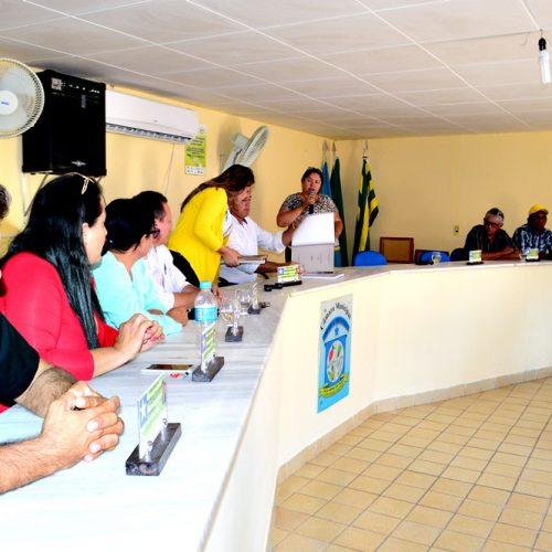 Câmara de Vereadores de Vila Nova apresenta em sessão os projetos, LOA e PPA e vereadores agradecem votação
