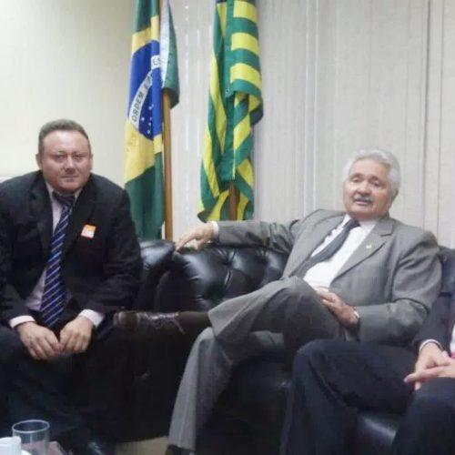 VILA NOVA | Prefeito Edilson Brito aproveita seminário em Brasília para contatos políticos
