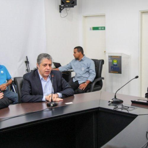 Obras da Transnordestina que beneficiará 19 municípios no Piauí serão retomadas, anuncia governador