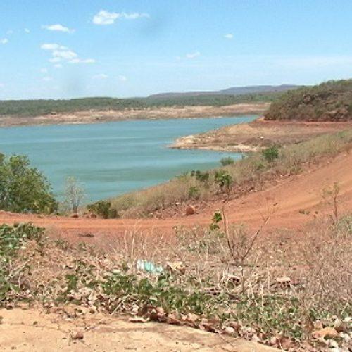 Barragem de Bocaina atinge o menor volume em 32 anos