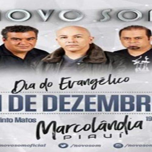 Dia do Evangélico em Marcolândia contará com show em Praça Pública
