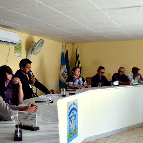 Vila Nova   Vereadores aprovam dois projetos e discursam em sessão na Câmara