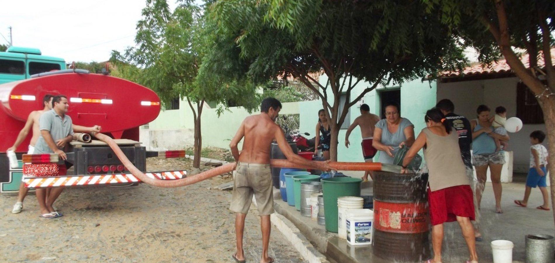 Piauienses usam dinheiro do bolsa família para comprar água, diz MPF