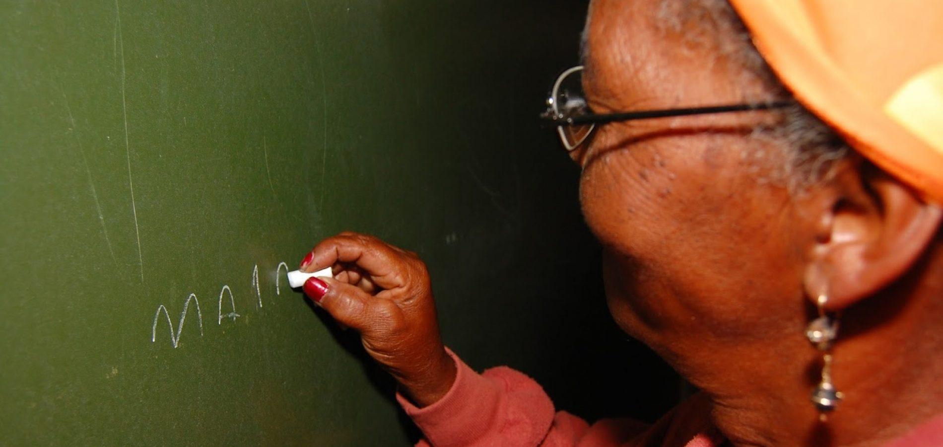 Resultado de imagem para professores do programa Brasil Alfabetizado