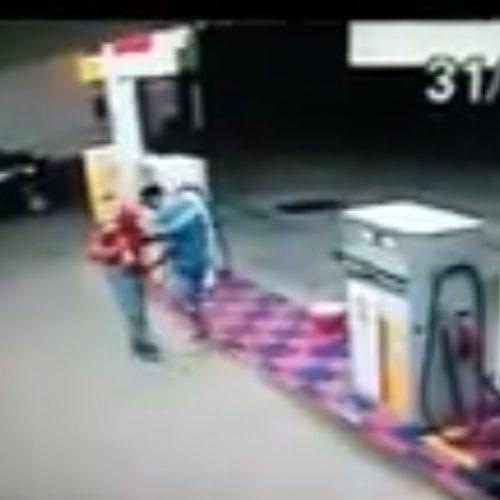 Vídeo mostra assalto a posto de combustíveis em Jaicós. Veja!
