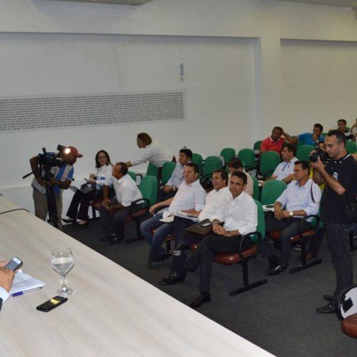 Prefeitos do Piauí vão à justiça contra o Governo
