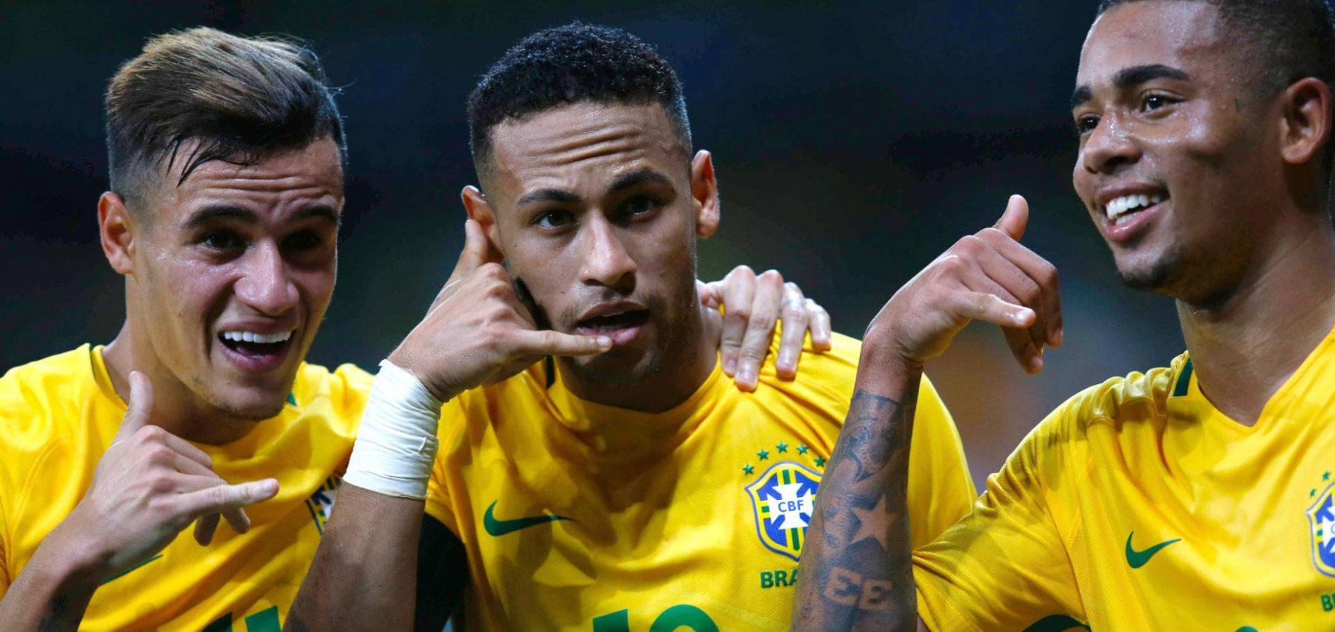 Brasil atropela Argentina e espanta fantasma do 7 a 1