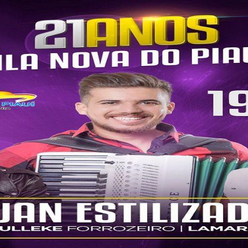 Prefeito Arinaldo Leal anuncia atrações do 21º aniversário de Vila Nova do Piauí