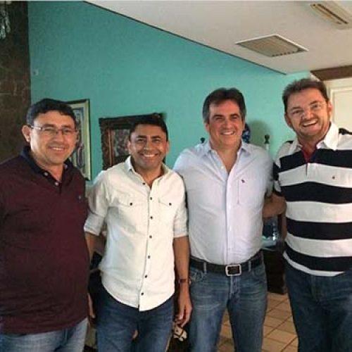 Ciro Nogueira conversa com oposição no Piauí sobre cenário político