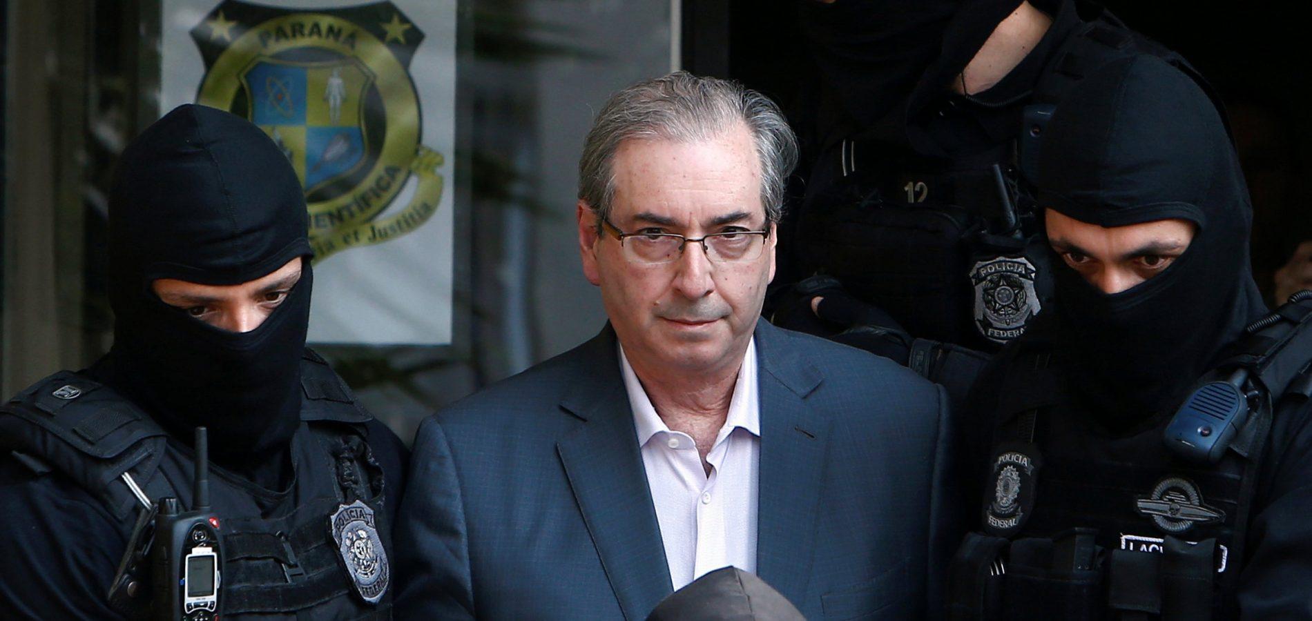 Eduardo Cunha chama Lula e Michel Temer como testemunhas de defesa