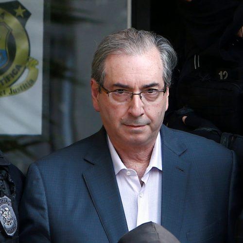 Ministro do STJ decide manter prisão de Eduardo Cunha