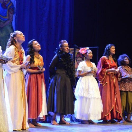 Detentas do Piauí apresentam peça teatral no Maranhão