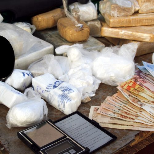Tráfico de drogas aumentou 44,6% em um ano no Piauí
