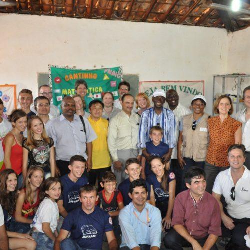 Junta executiva do Fida visita projetos no semiárido do Piauí