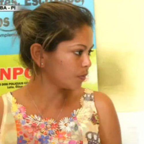 Mãe é presa ao usar o filho para fugir com 150 pedras de crack no Piauí