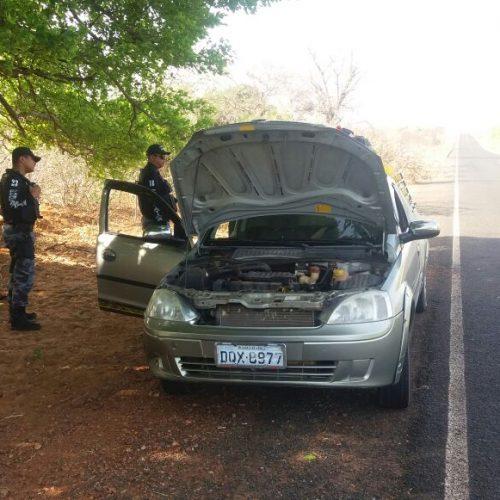 Foragido da justiça é preso em Jacobina do Piauí