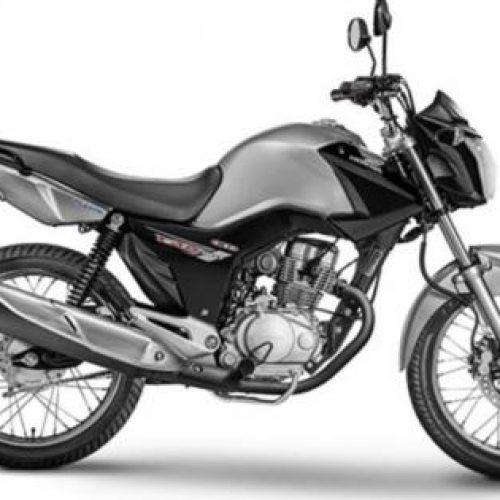 Jovem de Jaicós tem moto furtada no estacionamento do Supermercado Carvalho, em Picos