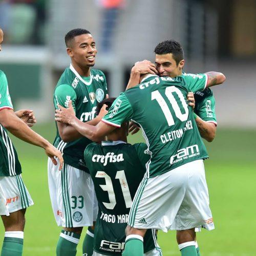 Veja os resultados que dão o título antecipado ao Palmeiras