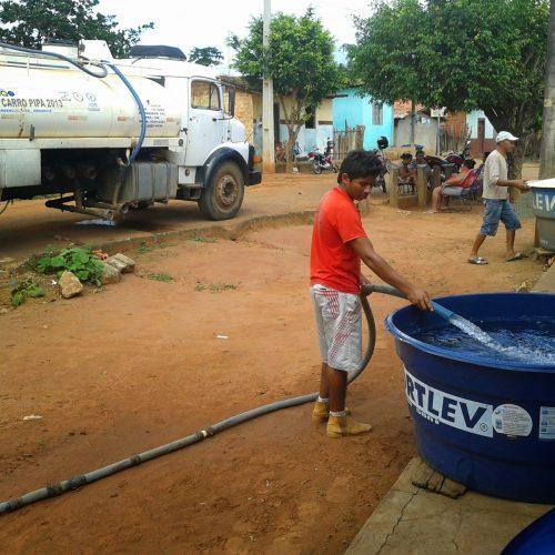 Governo fará operação emergencial de abastecimento de água no Piauí