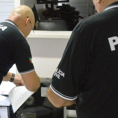 Polícia Civil abre investigação contra empresa que emitiu mais de R$ 1 milhão em notas fiscais