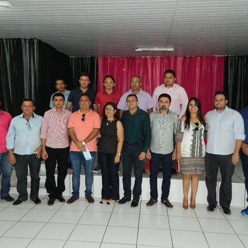 Prefeitos da região de Picos declaram apoio à candidatura de Patrícia Leal para presidência da APPM