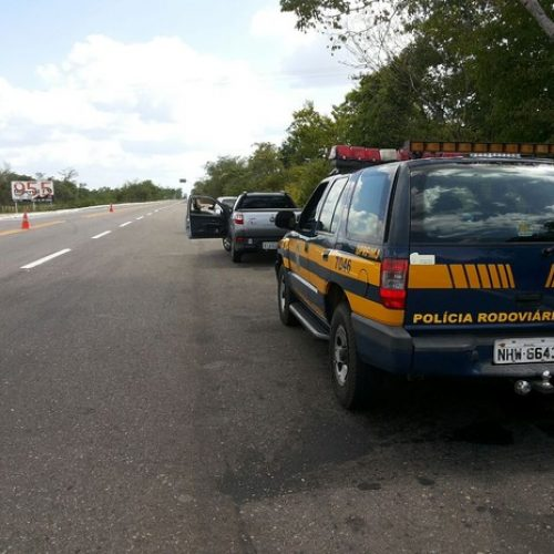 Após reajuste em multas, PRF flagra 24 motoristas alcoolizados no Piauí