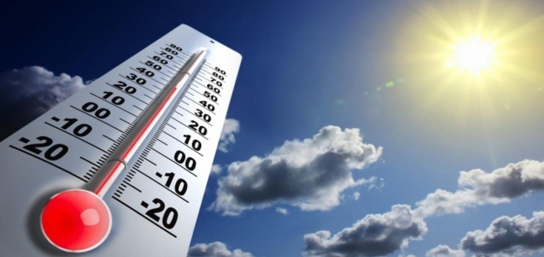 Piauí terá semana de baixa umidade e temperaturas de 41 ºC