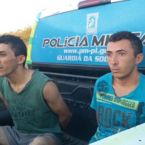 Suspeito de participar da morte de comerciante em Francisco Macedo é preso no interior de Alegrete do Piauí