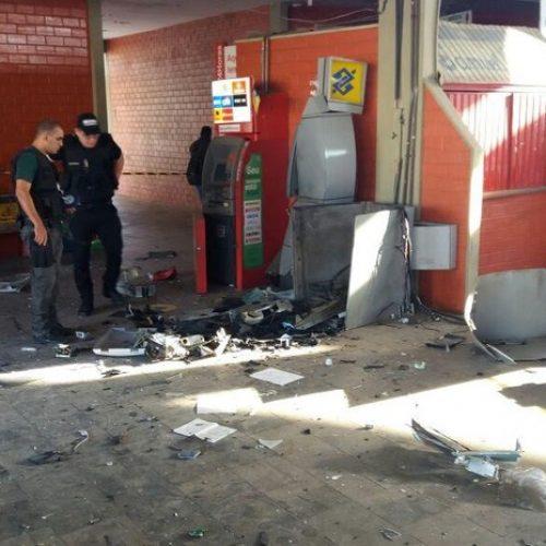 Bando explode caixa eletrônico em rodoviária no Piauí; 2º em 24 horas