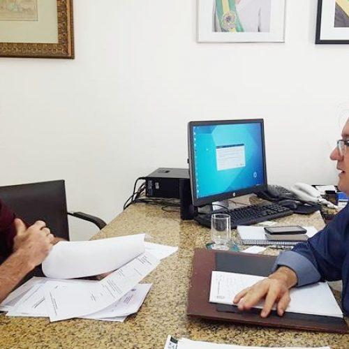 Empresa é contratada e prefeito cobra início da recuperação do asfalto entre Massapê e Jaicós