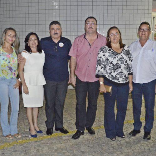 Comitiva de Simões participa de evento municipalista em Teresina