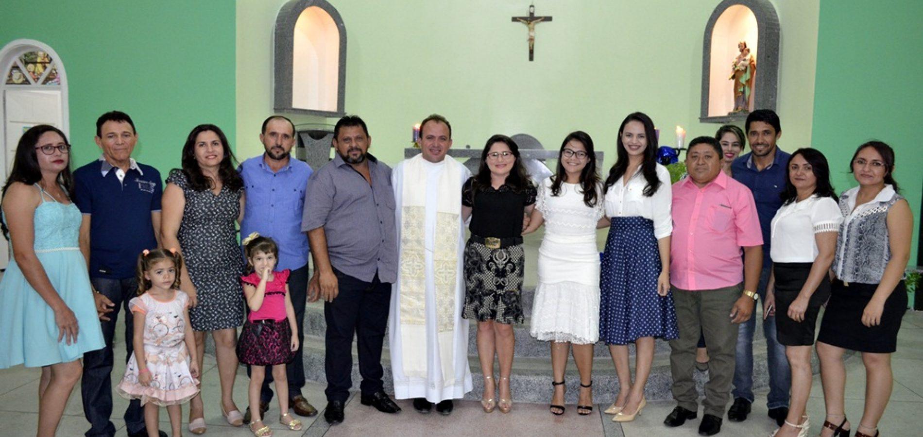 Missa celebra os 21 anos de emancipação política de Belém do Piauí