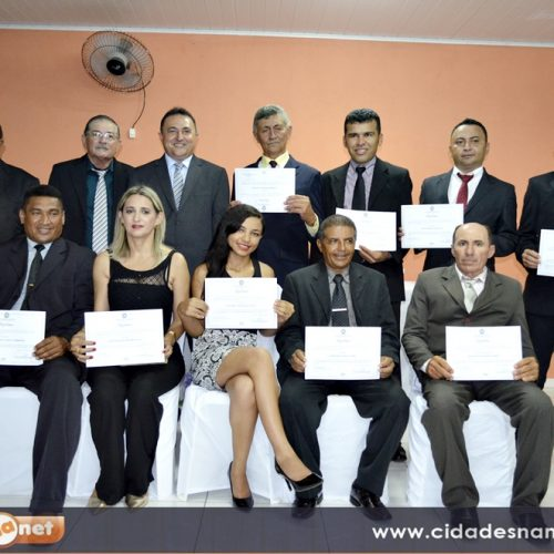 PATOS | Dr. Agenilson, Saulino e nove vereadores são diplomados eleitos pela Justiça Eleitoral
