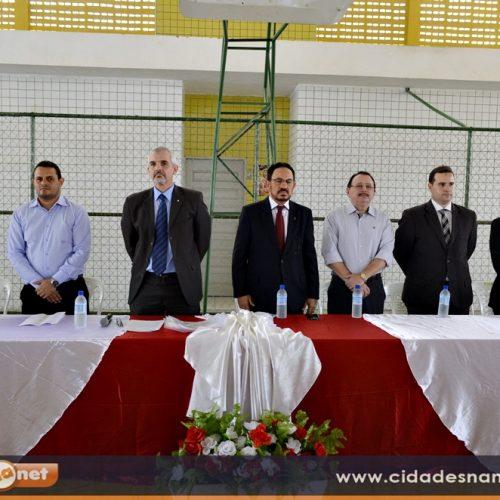 FOTOS   Diplomação dos eleitos em Padre Marcos, Vila Nova, Belém, Francisco Macedo e Marcolândia
