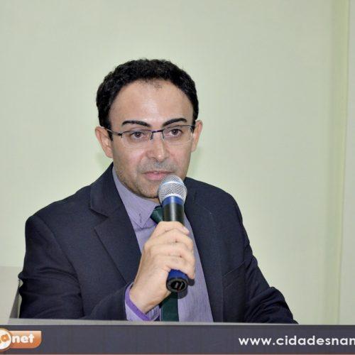 Dr. Clayton Rodrigues será o novo juiz titular da Comarca de Simões
