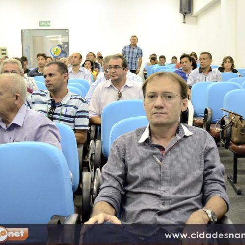 Prefeito de Massapê do Piauí participa de Seminário de Gestores na APPM