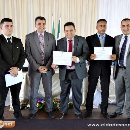 Toninho é diplomado prefeito de Caridade do Piauí; veja fotos